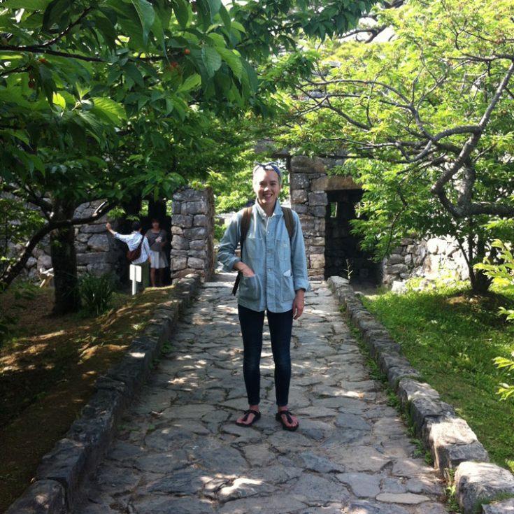 Mika Senda Profile Picture in Okinawa